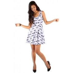 Shady Cat Dress - Iron Fist