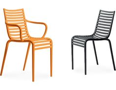 pip-e side chair, driade