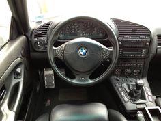 BMW e36 interior. Got gadget?