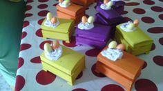 Cofanetti decorati