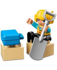 Lego Duplo Train Bridge and Tracks 10872 - Misc Shop Lego, Buy Lego, Popular Hobbies, Great Hobbies, Duplo Train Set, Lego Age, Trains For Sale, Train Layouts, Models