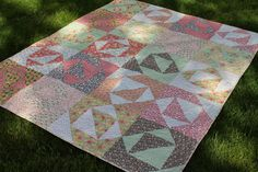Quilting is more fun than Housework...