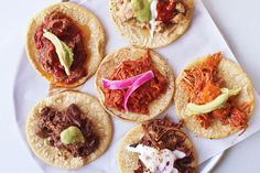 Taco Sampler at Guisados, $6.99 //Guisados, 1261 West Sunset Boulevard (between Innes and Marion avenues); 213-250-7600