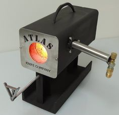 Atlas mini forge and burners available