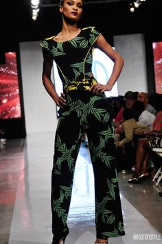 Cedella Marley collection: Caribbean fashion week 2012 - Women's style: Patterns of sustainability Fashion Models, Fashion Show, Fashion Outfits, Fashion Designers, Jamaica Reggae, Fashion Week 2018, African Fashion, African Prints, Street Style