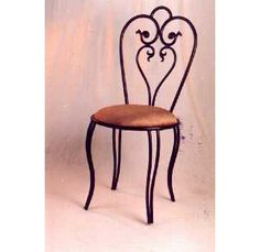 wrought iron chair - Google Search