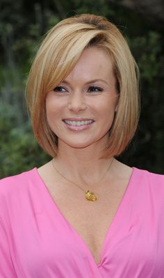 Amanda Holden Hair