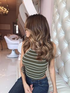 best hair color ideas for brunettes delray indianapolis