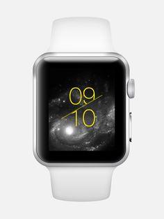Apple Watch- Watch Face Concept 3 on Behance