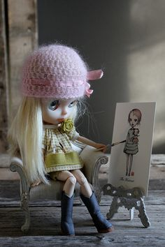 Rose want's to be Mab too. | Flickr