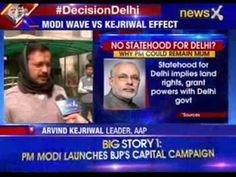 Delhi Assembly Election: PM Modi to launch BJP's Delhi election campaign...