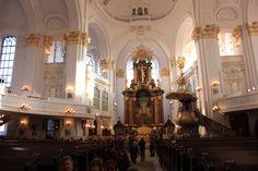 ST. MICHAELIS CHURCH HAMBURG