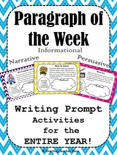 Let's Practice! How to Write a Persuasive Paragraph