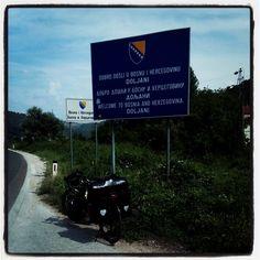 Bosna i Hercegovina #cycletherapy #LaMiaBambina #cevapivorakijatour