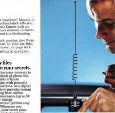 What Old Sharper Image Catalogs Tell Us About American Life in the '80s