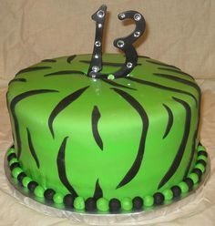 13 year old birthday cakes for girls - Bing Images. I Want For My 13th Birthday !