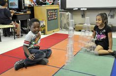 prekindergarten at Falling Creek Elementary