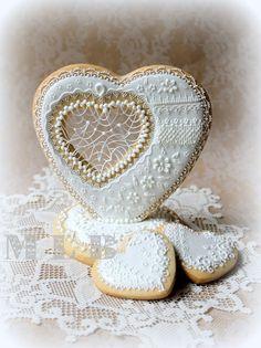 Wedding gift cookies