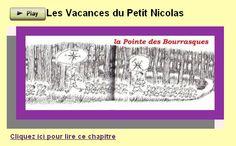 """Le """"Petit Nicolas 3D"""" en cours de FLE - Campus FLE Education"""