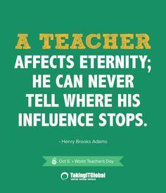 World teachers day on Pinterest   Dr. Seuss, Teaching and World