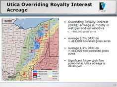 EV Energy Partners Royalty Interests in the Utica Shale