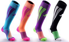 Samson® Compression Sports Socks Athletic Running by samsonsocks