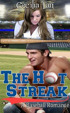 The Hot Streak: A Baseball Romance | Riverdale Avenue Books - premier publisher of pop, mystery, dagger, lgbt, magnus, queer, desire, erotic, truth, sff, horror, afraid, science fiction, fantasy sports,, gaming, verve, lifestyle, and romance ebooks, short stories, novellas and novels