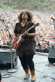 alabama shakes _ Brittney Howard