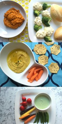 These healthy dip recipes are easy to make and healthy. They're the perfect…