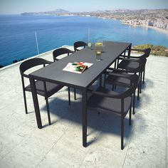 Outdoor Dining Table Set Model available on Turbo Squid, the world's leading provider of digital models for visualization, films, television, and games. Outdoor Dining, Dining Table, Outdoors, 3d, Model, Furniture, Home Decor, Al Fresco Dinner, Decoration Home