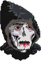 Ghoul Necklace Pattern at Sova-Enterprises.com
