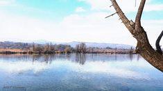 Lago+di+posta+Fibreno Mountains, Digital, Nature, Travel, Painting, Outdoor, Sky, Outdoors, Naturaleza