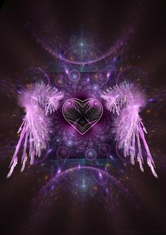 The Violet Flame is a Divine spiritual gift given to humanity by the Ascended Master Saint Germain in order to transmute negative energy