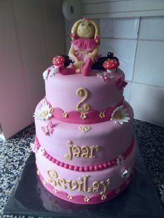 prinsessentaart/ princess cake