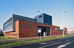 Hoofdkantoor Volkswoningen (DKV),Rotterdam - bewri