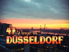 Diese 47 Düsseldorf Tipps zeigen die alternativen Ecken der Landeshauptstadt. Jede Menge Insider-Tipps zu Bars, Restaurants, Kultur und Sehenswertem.
