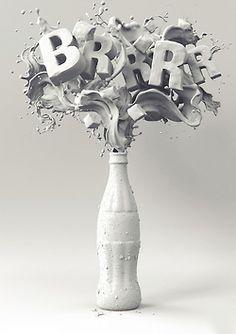 Typeverything.com - Coca Cola Brrr! by Mauricio... - Typeverything