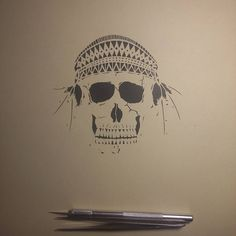 Skull in progress...😉💀 >>>>----------------------------▶ #Mix #skulls #indianskull #indian #indianstyle #paper #wip #paperwork #papercut #paperart #papercuttingart #cutfrompaper #papercraft #handcut #handdrawn #madeinfrance #dijon #madecoamoi #walldecor #wallart #art #artist #artwork #inspiration #creativity #love #life #feathers