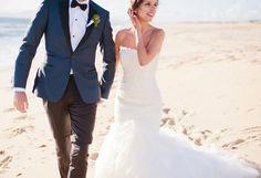 Beach wedding in Portugal.  www.comobranco.com @marryinportugal #comobranco