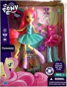 My Little Pony Friendship is Magic Equestria Girls Fluttershy Fashion Doll. #Little #Pony #Friendship #Magic #Equestria #Girls #Fluttershy #Fashion #Doll