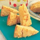 Try the Cheddar Corn Bread Wedges Recipe on williams-sonoma.com