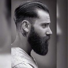 9.Slick Back Hairstyle Men
