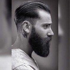 9.Slick Back Hairstyle Men
