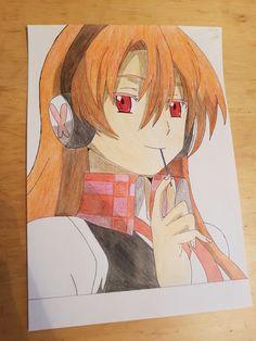 Chelsea ~ Akame Ga Kill/ 5hours #Draw #Otaku #Anime #Selfmade #Manga #Ecchi #Akatsuki #Oppai