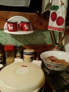 Dekor: Julsko vece u mojoj kuhinjici