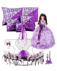 Quinceanera Stars and Hearts Package qsp109_1_