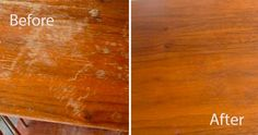 How to repair wood scratches on tables and floors easily - Nagel ideens