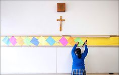 Marketing strategies increase Catholic school enrollment - article.  Shame on you, Archdiocese of NY Supt. of School's office.