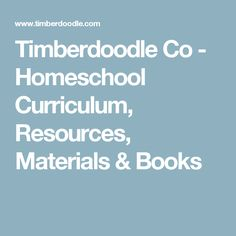 Timberdoodle has a smaller catalog, but it contains a wonderful selection that won't overwhelm you, and they discount their prices. They have some interesting educational items that make great gifts, and as with the other companies on my favorites list, their descriptions are very helpful. www.timberdoodle.com