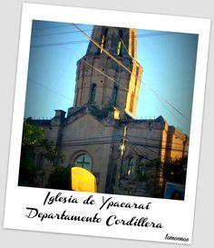 Iglesia de Ypacaraí